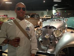 1934 Mercedes Benz -I think?